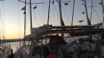 Yabancıları Karadeniz'e Çekmek İçin Liman Liman Dolaştılar