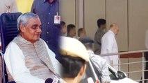 Atal Bihari Vajpayee critical, Venkaiah Naidu, Amit Shah visit AIIMS | Oneindia News