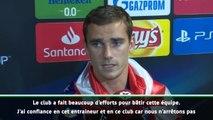"""Supercoupe d'Europe - Griezmann : """"J'ai confiance en ce club"""""""