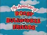 The Bullwinkle Show Lazy Jay Ranch P9&10 - Bucket-Headed Bullwinkle and Make-Believe Monster