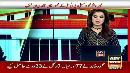 Chaos erupted in Punjab Assembly as polling started for Speaker