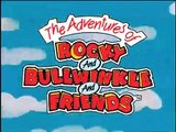 The Bullwinkle Show Wailing Whale P1&2 - Wailing Whale and Vagabond Voyage