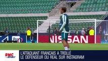 Real - Atletico : Griezmann chambre Ramos sur Instagram après la Supercoupe d'Europe