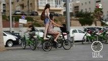C'est un monde - Tel Aviv : la ville du vélo électrique