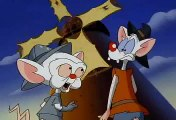 Pinky and the Brain S1E15 - Mouse of La Mancha