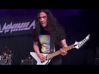ANNIHILATOR - Full Set Performance - Bloodstock 2017