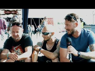 K-Lacura Interview - Bloodstock TV 2017