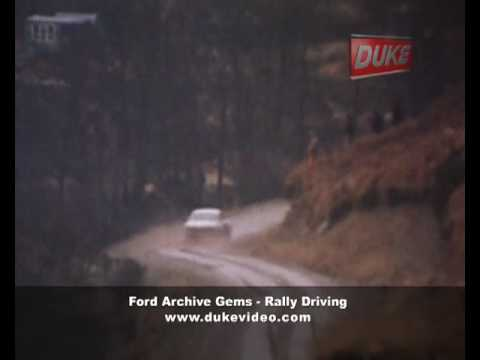 Ford Archive Gems – Ford Rally Legends