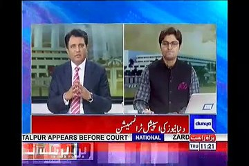 Winning presidential elections is a challenge for PTI - Habib Akram Discusses The Voting Process
