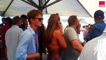 Quand France Inter s'invite dans les fêtes de Saint-Tropez