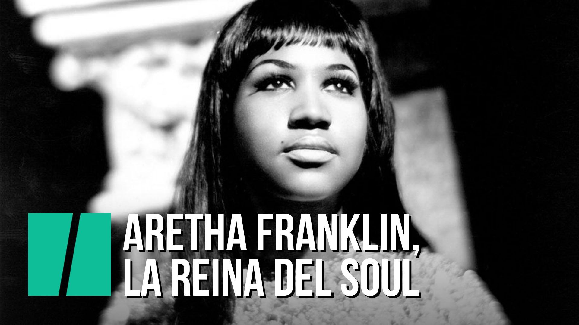 Fallece Aretha Franklin