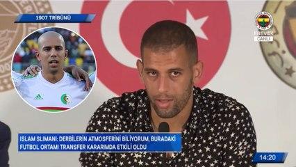 Slimani : «Je parle 4 langues, et voilà ce que m'a dit Feghouli»