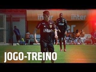 BOLETIM + JOGO-TREINO: 09.08 | SPFCTV