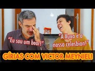 10 GÍRIAS GAYS EM INGLÊS ft. Victor Meyniel
