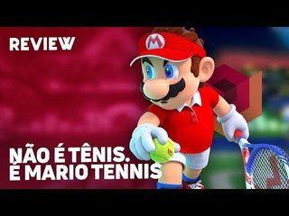 Mario Tennis Aces - Review / Análise