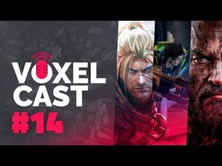 Jogos Souls-like e o masoquismo digital (Temp. 2) – Voxelcast #014