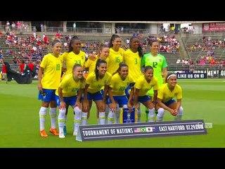 Bastidores da Seleção Feminina: Brasil 2 x 1 Japão