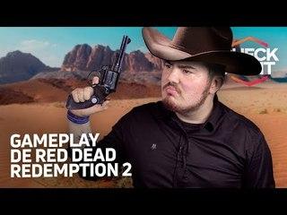 GAMEPLAY DE RED DEAD 2, EDIÇÃO ESPECIAL DO PS4, CHILD OF LIGHT 2 - Checkpoint