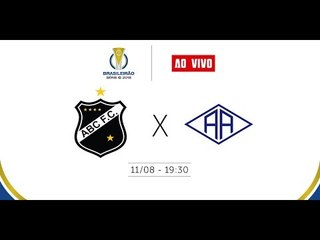 Série C 2018: ABC (RN) x Atlético (AC)
