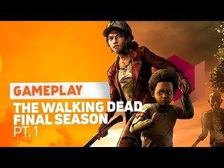 The Walking Dead: A Temporada Final - Gameplay ao vivo!