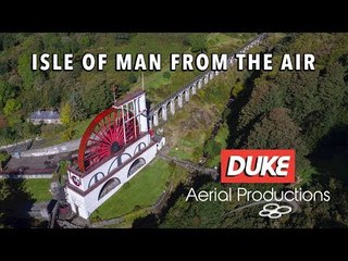DRONE Documentary | ISLE OF MAN FROM THE AIR | Trailer