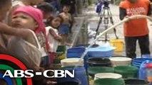 News Patrol: Ilang konsyumer ng Manila Water sa Kamaynilaan, mawawalan ng tubig