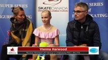 Novice Women Group 2 Short Program - 2018 Super Series Summer Skate - Skate Canada Rink (4)