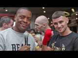 Sean McComb 'Never expected to have my Pro Debut on such a Massive Card' | Boxing