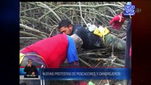 Pescadores de Guayas y Santa Elena se sumarán a protesta