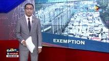 Pimentel: Bigyan ng exemption ang senior citizens sa driver-only ban