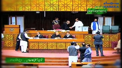 Asad Qaiser Ko Speaker Bante Hi Bari Mukhalfat Ka Samna Karna Par Gaya