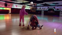 Ashlee Simpson & Evan Ross Share Their Vulnerable Sides ,  Ashlee+Evan ,  E!