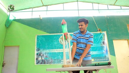 How to make  Water Rocket Launcher