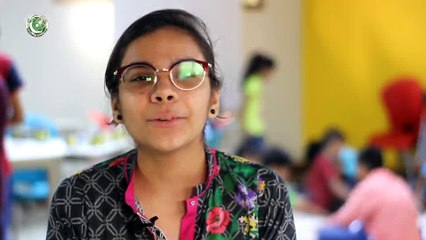 Aleena views about Pakistan science club summer science camp