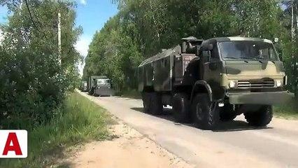 Rusya'nın gizli lazer savaş sistemi Peresvet görüntülendi