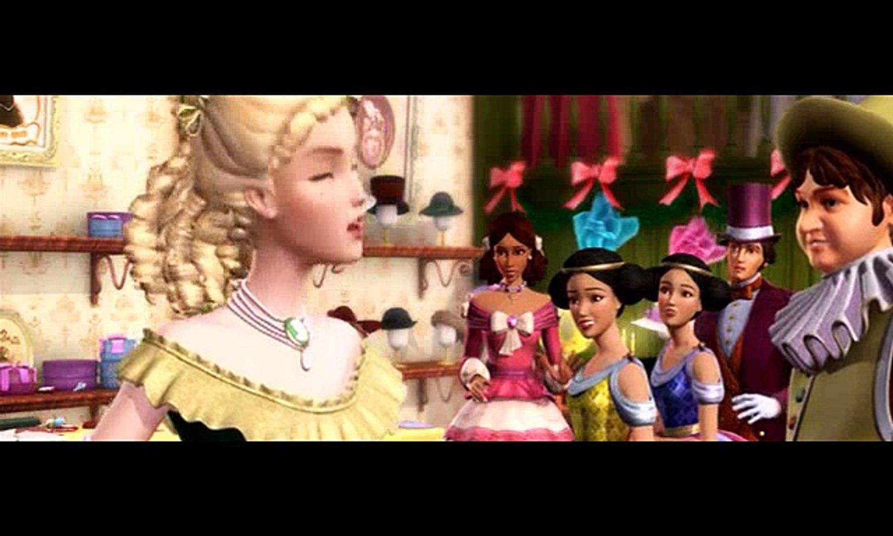 outlet boutique a few days away many fashionable Barbie Et La Magie De Noël (2008) Part 1