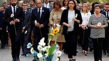 Több ezren emlékeztek meg a barcelonai gázolásos merénylet első évfordulójáról