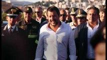 La photo qui choque l'Italie: le ministre italien de l'Intérieur Matteo Salvini fait la fête quelques heures après la catastrophe de Gênes