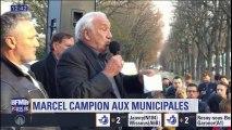 Marcel Campion va lancer une liste pour présenter ses candidats aux prochaines municipales  à Paris