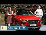 [풀영상] 6년만에 확 바뀐 신형 '싼타페TM' 출시…전자식 4륜구동 (Hyundai SANTA FE TM, SUV)