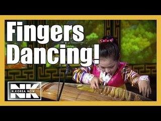 [N.K. Music] Inspiring Performance of Gayageum Genius in North Korea