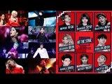 K-POP 'Hit The Stage' Dance ranking first place? (HYOYEON, TAEMIN, BORA, HOYA, MOMO, TEN)