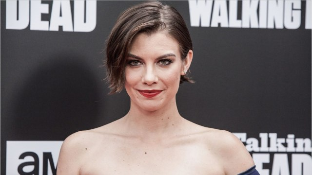 Lauren Cohan Says Why She's Leaving 'The Walking Dead'