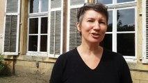 """Interview d'Isabelle Poncelet, présidente du comité """"Pont d'Oye en Art"""""""