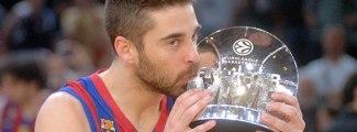 Juan Carlos Navarro, Euroleague Basketball Legend, leaves the stage