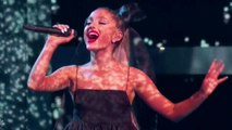 Ariana Grande's Pays Tribute To Aretha Franklin By Singing 'Natural Woman'