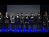 UP10TION(업텐션) Showcase Greetings 'White Night' (하얗게 불태웠어, 우신, WOOSHIN, I.O.I, SOMI, 전소미) [통통영상]