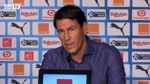 Garcia sur Balotelli : « Je suis satisfait avec Germain et Mitroglou, il n'y a pas de raison d'aller chercher un attaquant »