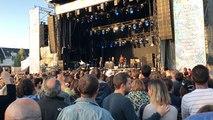 La légende Patti Smith enchante la Fête du Bruit