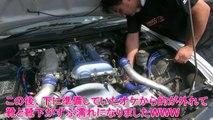 エキマニ修理、交換【SR20DET】